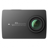 Экшн камера Xiaomi YI 4K Action Camera Travel Edition Black